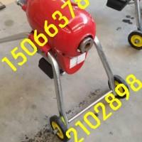 GQ-200管道疏通机 铜芯管道疏通机 管道清理机 下水道清理器 #160;